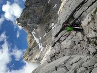 Säntis 2503 m, Peak top right photo