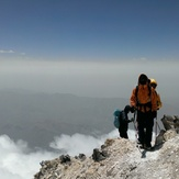 صعود گروه هراز آمل به قله دماوند, Damavand