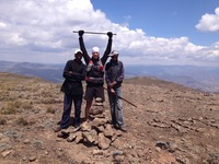 9 Peaks South Africa - Kwaduma Peak - 3019m photo