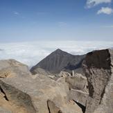 Siah`Kaman & Clouds, Alam Kuh or Alum Kooh
