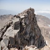 The Summit, Alam Kuh or Alum Kooh
