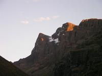 Pico Tunari Cara Sur, Cerro Tunari photo
