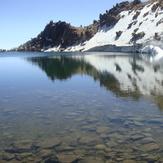 sabalan lake 93 04 23, سبلان