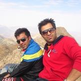 Azad Kooh - Abolfazl&Mohhamad, Azad Kuh or Shah-zaade Kaj Gardan