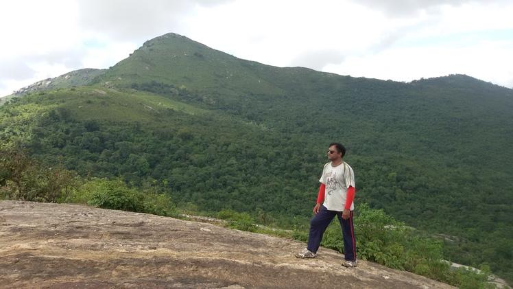 Jindhagada Peak weather