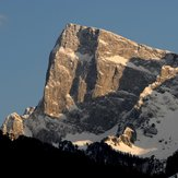 The north face of the mountain, Gamila