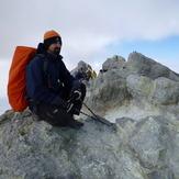 امیر حسین قانع   قله دماوند, Damavand