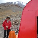 امیر حسین قانع  پناهگاه 4000  دماوند شمالی, Damavand