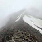 Kreuzspitze, mountain ridge 2