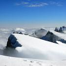 The mountain range of Gamila Mt