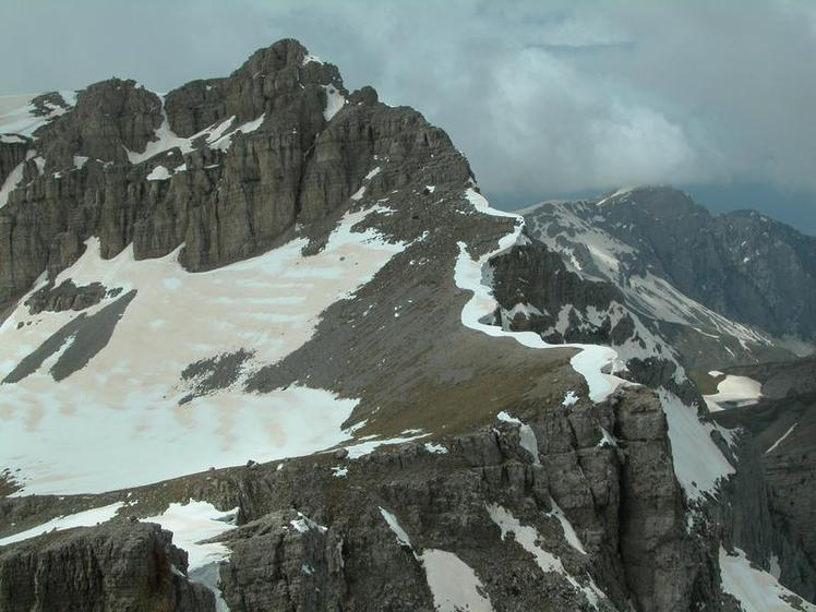 The relief of Gamila Mt