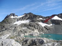Matchlee Mountain photo