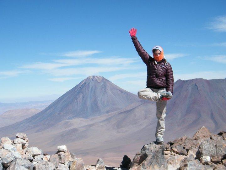 Cumbre Cerro El TOco, Cerro Toco