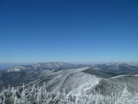 Morning After Early Spring Snowfall, Clingman's Dome photo