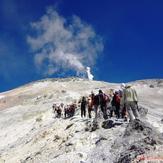 قله دماوند مسیر جنوبی