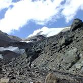 Plomo's summit, El Plomo