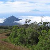 Mount Pico-Basile 3100m, Pico Basilé
