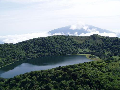 Volcano Bioko Sur, Pico Basilé
