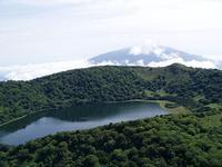 Volcano Bioko Sur, Pico Basilé photo