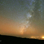 milky way, Taftan
