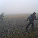 misty mountain high, Skiddaw