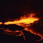 magma activity, Erta Ale