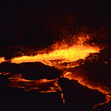 magma activity, Erta Ale