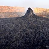 the northern caldera, Erta Ale