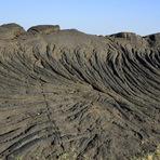 pahoehoe lava, Erta Ale