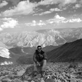 Mohsen Sedighiyan- masir shomal sharghi (gazanak), Damavand
