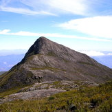 Pico do Cristal, Pico Da Bandeira
