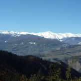 Mountain range Takhte soleyman, Alam Kuh or Alum Kooh
