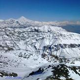 قله دماوند از قله کلکچال, Kolakchal
