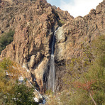 Darakeh, Jozak Waterfall, Tochal