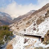 Darakeh, Palangchal Shelter, Tochal