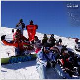 sahand ski complex