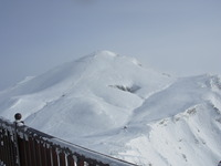 looking xionotripa from chalet at 2110m, Falakro photo