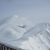 looking xionotripa from chalet at 2110m, Falakro