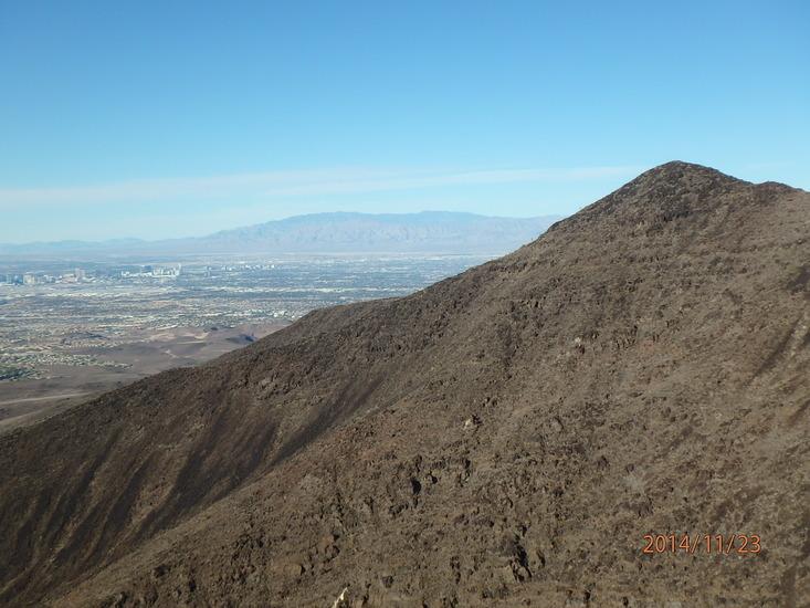 Black Mountain Nevada Mountain Information