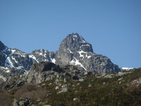 Cântaro Magro (south and east face) photo