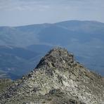 A view from Penalara, Mount Peñalara