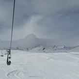 Sabalan from Alvars Ski Slope, سبلان