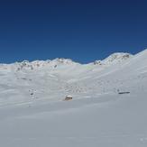 Sabalan in winter, سبلان