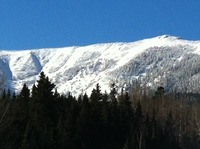 Mount Lyall photo