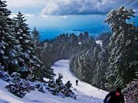 2005, Mount Ainos photo