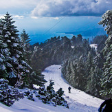 2005, Mount Ainos