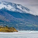 2012, Mount Ainos