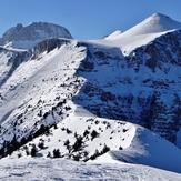 Olympos(Lemos-perasma tou Giosiou-Oropedio Mouson-Pr.Ilias-Toumpa-Stefani-Mytikas), Mount Olympus