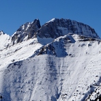 Olympos(Stefani-Mytikas-Kakoskala), Mount Olympus