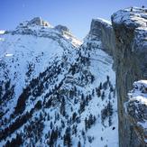 ridge Naoum, Mount Olympus